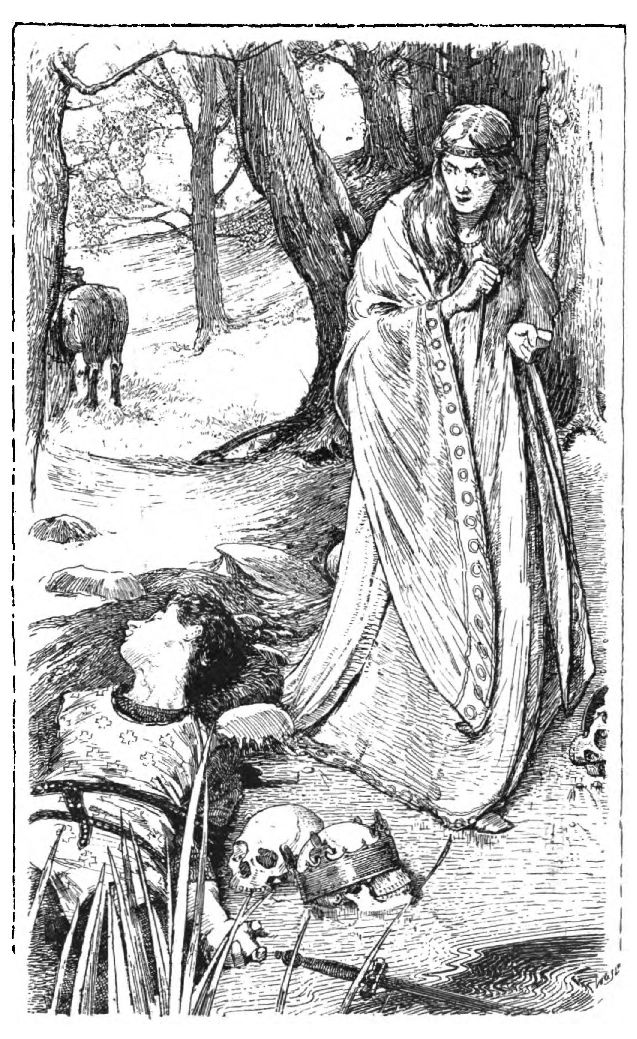 Lady Isabel and the Elf Knight