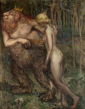 La vergine e il re della montagna: Jomfruen og Dvaergekongen