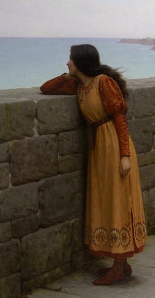 attesa- Edmund-Blair-Leighton