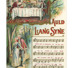 AULD LANG SYNE: UN TESTO PER DUE MELODIE