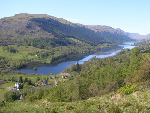 The Braes Of Balquhidder