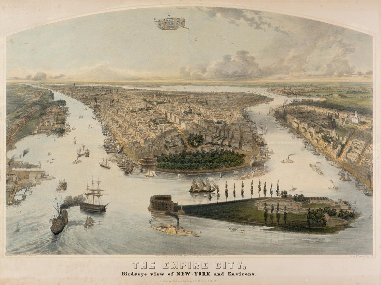 New York 1850