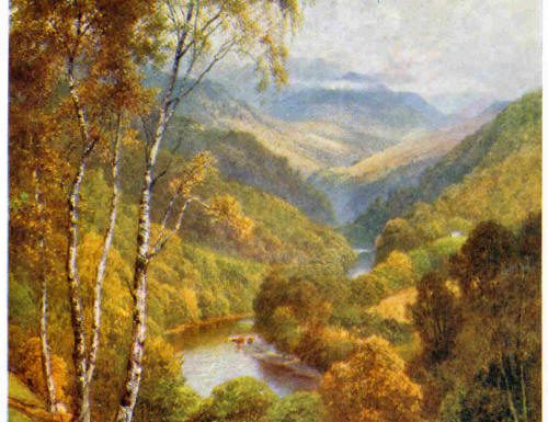 THE BRAES O' KILLIECRANKIE