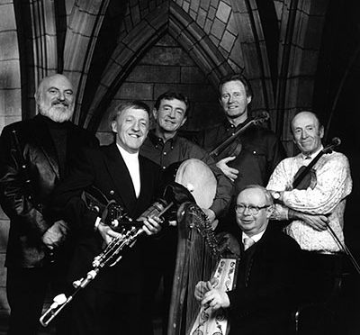 THE CHIEFTAINS e la musica irlandese