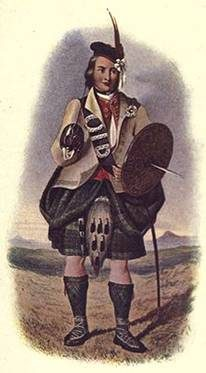 THE HIGHLAND BALOU: LA NINNA NANNA DEL BORDER REIVER!