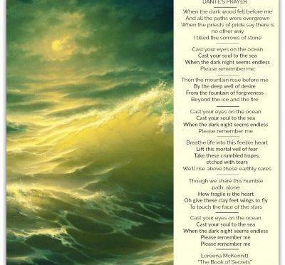 Dante's Prayer