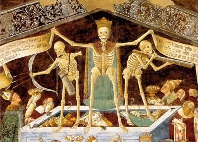 La Danza Macabra: un giro di ballo con la Morte