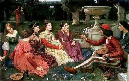 decameron-waterhouse