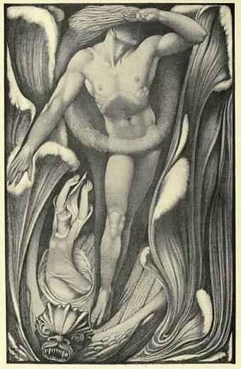 The Daemon Lover or The House Carpenter
