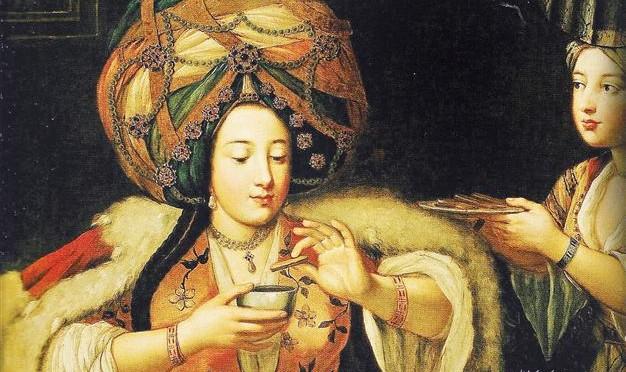 THE TURKISH LADY