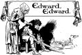 Edward ballad: Child #13