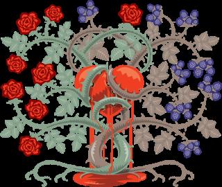 Rose-briar