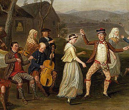 Outlander: Baroque Boogie Woogie