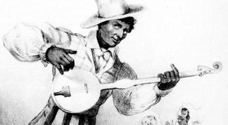 He Back, She Back (Old Moke Picking on the Banjo)