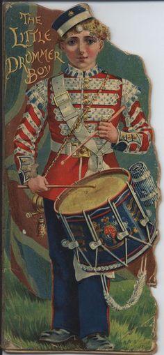 little-drummer-boy-card