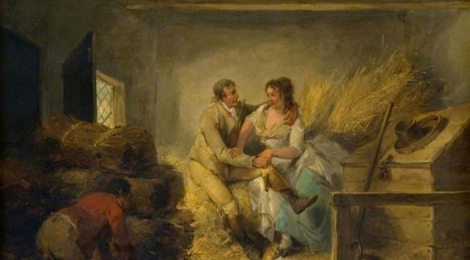 Brose and Butter a bothy ballad from Old Scotland