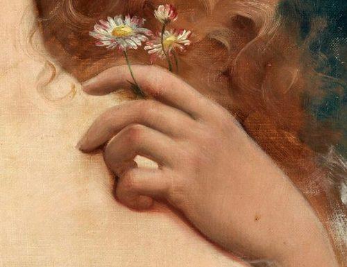 Lady Maisry, a burning love