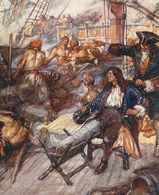 Admiral Benbow ballads