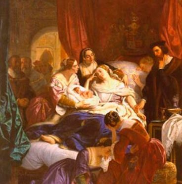 DEATH OF QUEEN JANE