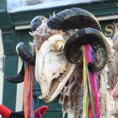 Derby Ram & Mummers