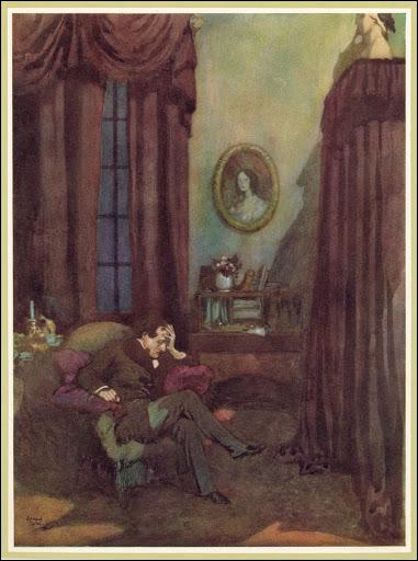 Edgar Allan Poe Annabel Lee -Edmund Dulac