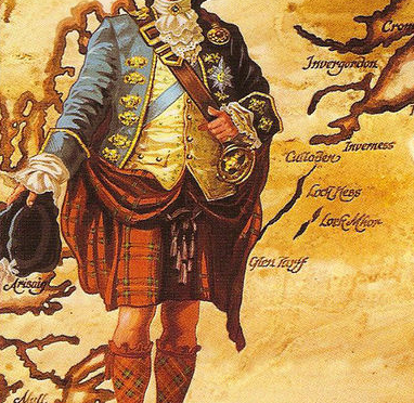 The Highland Laddie: I Hae Been At Crookieden