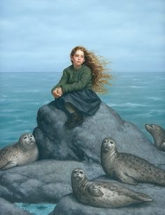 Seal Woman's Sea-Joy/ Yundah