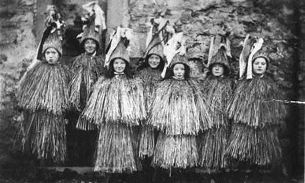 L'uomo di Paglia: dalle Isole Shetland, lo Skekler