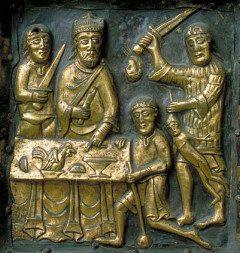 Saint Stephen was a clerk