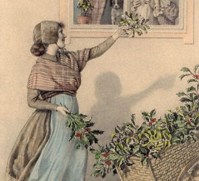 The Holly and the Ivy Girl